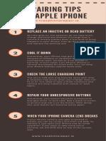 Repairing Tips for Apple iPhone - Traxphone Repair