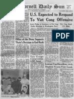 The Cornell Daily Sun February 11 1965