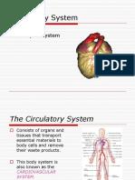 Circulatory System 7-8