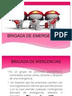 Brigada de Mergencias Segunda Clase de Plan de Emergencia