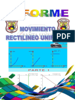 Final Movimeinto Rectilineo