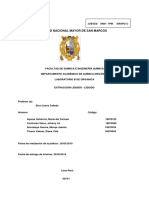 Informe 6 Extracción L-l.