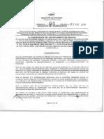Decreto No. 05 - 2018