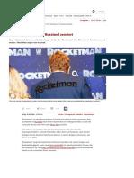 """Elton John Film """"Rocketman"""" in Russland Zensiert - SPIEGEL ONLINE"""