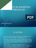 Servicio de impuestos internos (SII).pptx