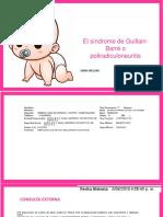 Guillain Barré (SGB)