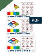 Ficha Seguridad Productos a Bucanero