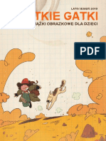 Krótkie Gatki - Katalog lato/jesień 2019