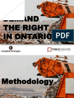 Demand the Right Coalition of Ontario Municipalities survey