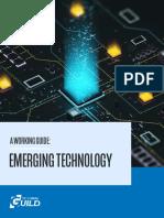 eBook Working Guide Emerging Tech2019