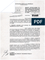 Oficio N 7561 CGR Pronunciamiento en Pagos