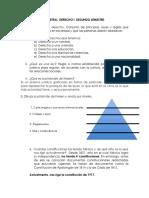 Conceptos básicos de derecho en México