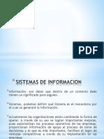 SISTEMAS DE DISTRIBUCIÓN-INFORMACIÓN