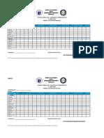 Sf Senior High Consolidation Report