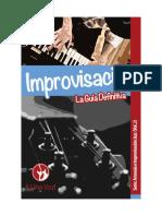 Improvisacion Serie Armonia e Improvisacion Vol2 2Edicion eBook