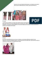 Los Datos de Los Paises de Centro America