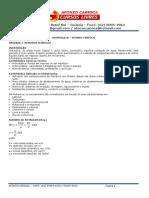 Hidráulica - Resumo Teórico e Exercícios Resolvidos