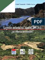 Livre Gestion Ambiental Clbia 2014 E Guhl