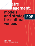 Theatre Management PDF Protegit
