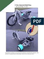 Drift Trike Build Plans Rev B 05-18-2015