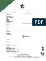 ejemplo Carta Solicitud Informacion