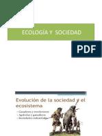ECOLOGIA Y SOCIEDAD