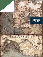 Sword Coast Adventurer's Guide - Maps.pdf