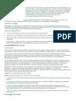 Contabilidad Costos MO y MP Monografia Imprimir