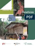 Diversidad Biologica y Medios de Vida - Beneficios de REDD