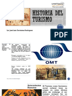 Turismo i Tema 2 Historia Del Turismo