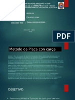 Placa Con Carga (Isaac Parillo)