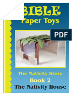 Bible Paper Toys Book 02 Color
