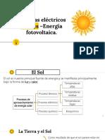 Sistemas foto voltaicos