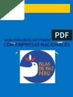 Guía Para Buscar Financiamiento-OnG. ISLAS de PAZ PERU-convertido