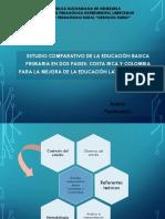 Ponencia Estudio Comparativo Colombia y Costa Rica