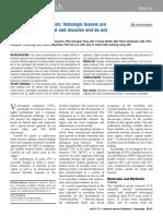 Candidiasis Vulvovaginal Las Lesiones Histológicas Son Principalmente Polimicrobianas e Invasivas y No Contienen Biopelículas