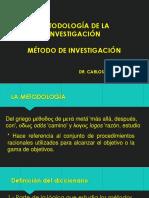 5. La Metodología