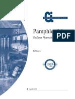 Sodium Hipochlorite Manual