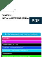 Initial Assesment and Management ATLS (Marissa)