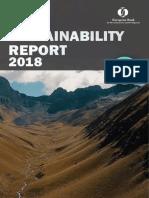 Ebrd Sustainability Report 2018 English