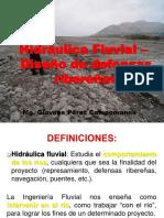 Hidraulica Fluvial_ Diseño de Defensas Ribereñas y Gaviones