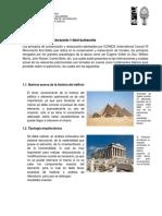 Principios de Conservación y Restauración