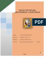 Informe Final 7 Electronicos