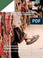 La Artesanía en El Perú en Los Últimos 40 Años-Madeleine Burns