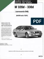 BMW 320d-330d E46 1998 2001_Manual