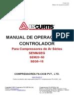 Controlador CP-2000  Fs curtis