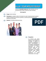 Coordinación de Actividades de Entrada y Desarrollo Del Talento Humano DEJANDO HUELLAS