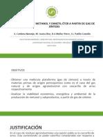 Procesos II. Obtención de MEOH-DME-Apartir de GN y Cascarilla de Arroz.pdf