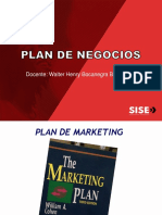 5 Plan de Marketing