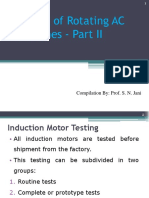 Chapt.-3 -Testing of Rotating AC Machines - Part 2